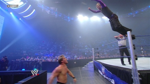 [Jeff Hardy Vs. Chris Jericho]
