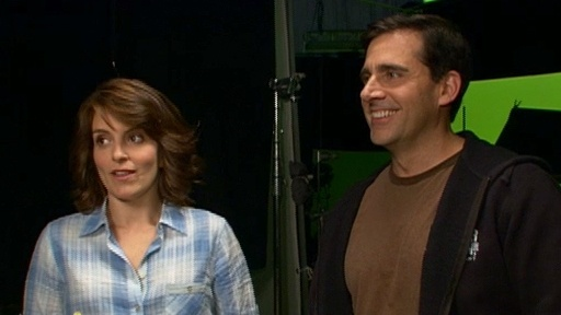 [Join Tina Fey and Steve Carell On Their 'Date Night']