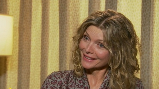 [Michelle Pfeiffer Talks 'Cheri,' Aging and Plastic Surgery]