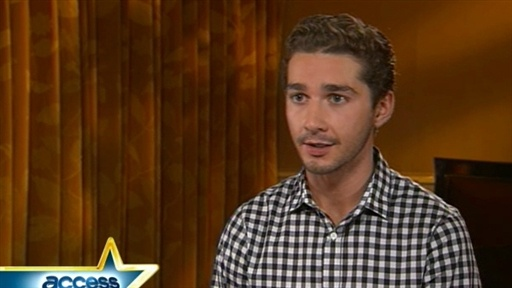 Shia LaBeouf Talks 'Transformers: Revenge Of The Fallen' Video