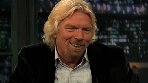 Richard Branson Video