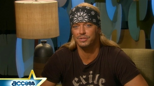 [Bret Michaels Talks Tony Awards Mishap]