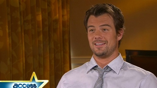 [Josh Duhamel Talks 'Transformers: Revenge Of The Fallen']