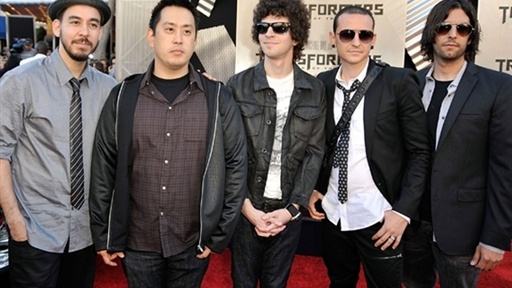 [Linkin Park Hits 'Transformers: Revenge Of The Fallen' Premiere]