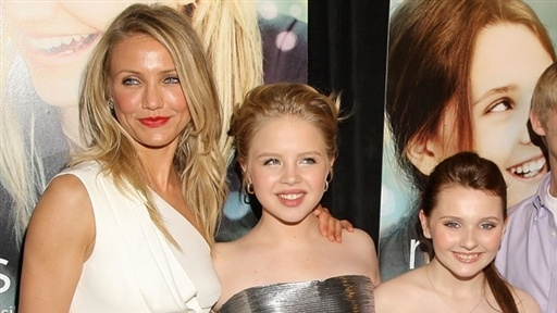 Cameron Diaz's 'My Sister's Keeper' NYC Premiere Video