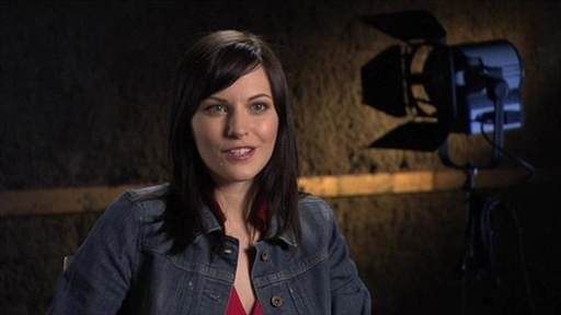 [Jill Flint Interview: Role of Jill]