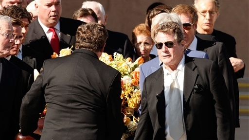 Farrah Fawcett's Funeral Video