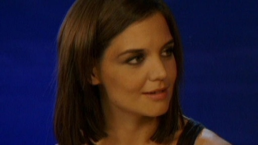 [Katie Holmes Talks 'So You Think You Can Dance' Performance]