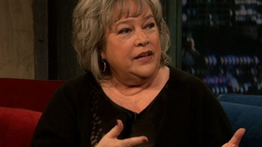 Kathy Bates Video