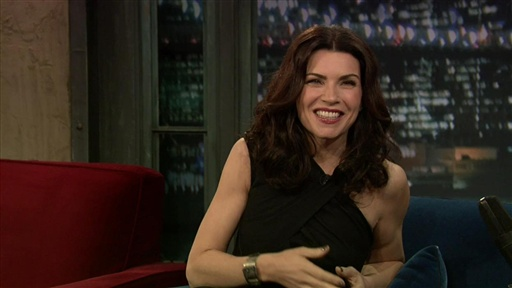 [Julianna Margulies]