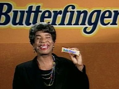 Maya Angelou for Butterfinger Video