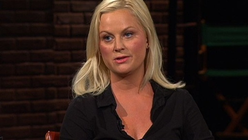 [Amy Poehler: Ensemble Importance]