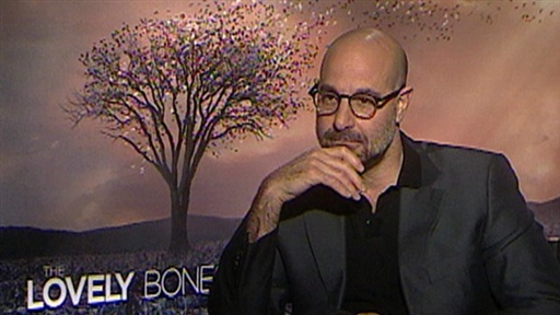 Stanley Tucci: It Was Difficult Playing the Killer in 'the Lovel Video