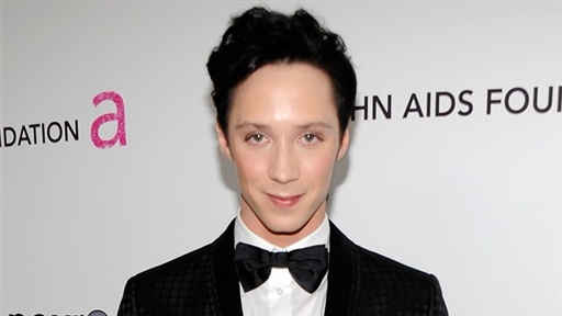 [2010 Oscars: Johnny Weir Gets the Star Treatment]