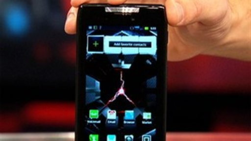 Motorola DROID RAZR Review Video
