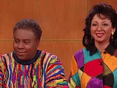 [Cliff Huxtable and Claire Huxtable]