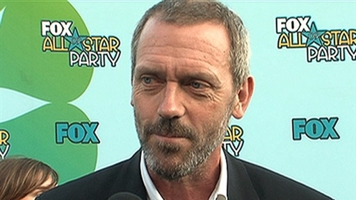 Who is Hugh Laurie's New 'House' Guest? Video