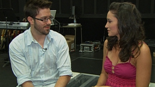 Danny Gokey Opens Up Video