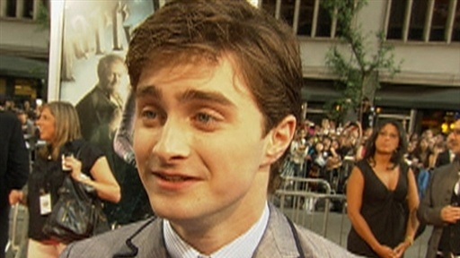 &#39;Harry Potter and the Half-Blood Prince&#39; NY Premiere Video