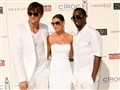 Stars Come Out for Diddy's White Party In LA