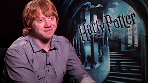 Rupert Grint Talks &#39;Harry Potter and the Half-Blood Prince&#39; Video