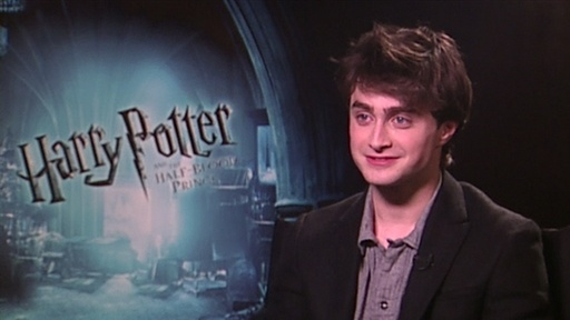 [Daniel Radcliffe Talks 'Harry Potter and the Half-Blood Prince']