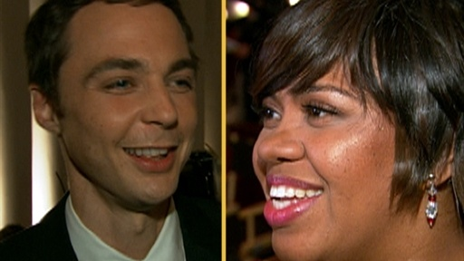 [Chandra Wilson and Jim Parsons React To Emmy Nominations]