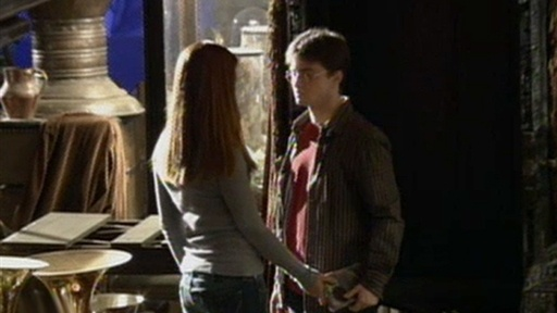 ['Harry Potter And The Half-Blood Prince' Set Visit, Part 1]