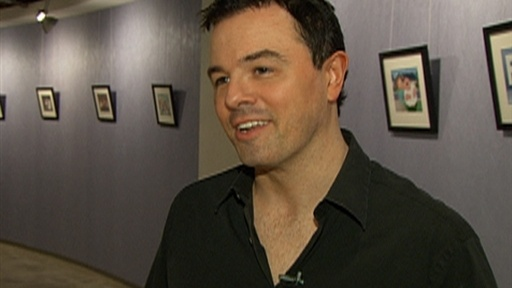Seth MacFarlane Reacts To Emmy Nomination For 'Family Guy' Video