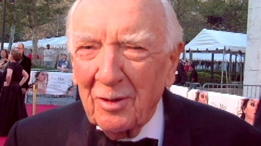 [Walter Cronkite At The New York Metropolitan Opera]