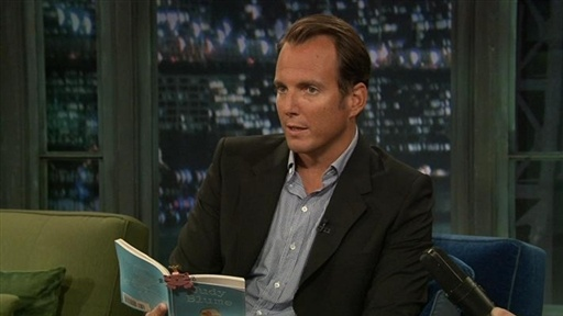 Will Arnett Reads Judy Blume Video