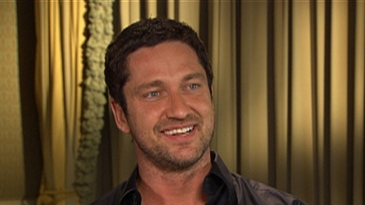 Gerard Butler Talks Jennifer Aniston and Paparazzi Video