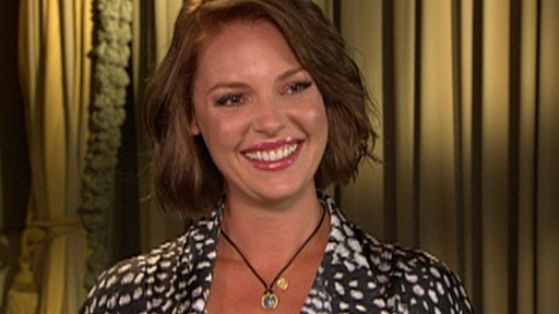 Katherine Heigl Talks &#39;The Ugly Truth&#39; Video