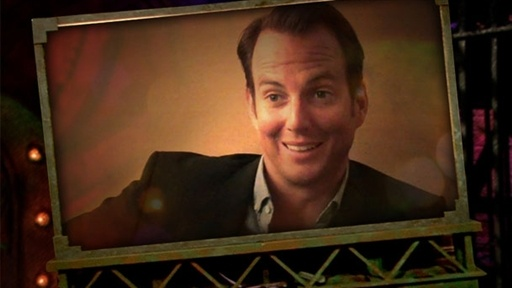 [Internet Personality Test: Will Arnett]