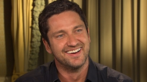 Gerard Butler Talks 'The Ugly Truth' Video