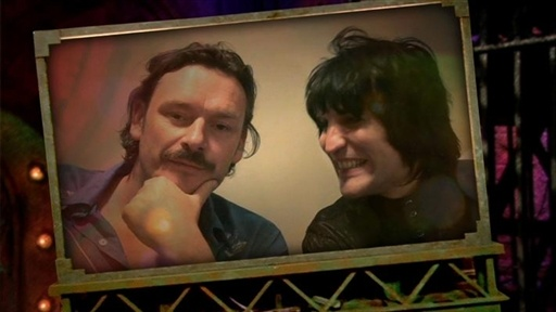 [Internet Personality Test: The Mighty Boosh]