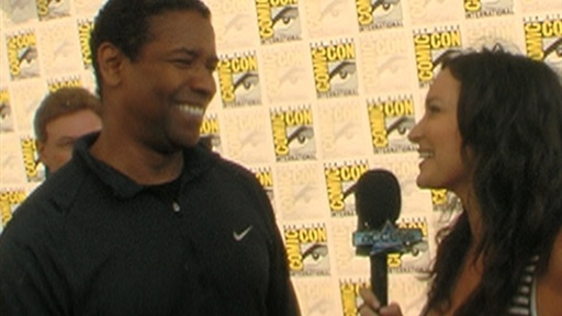 [Denzel Washington Talks 'Book Of Eli']