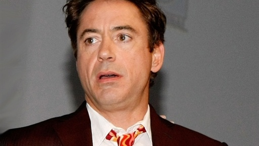 [Comic-Con 2009: Robert Downey Jr. Talks 'Sherlock Holmes']