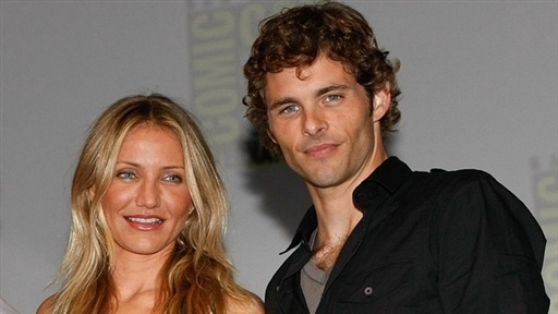 Comic-Con 2009: Cameron Diaz and James Marsden Talk 'The Box' Video