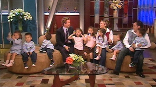 'Jon and Kate Plus 8' Talks Life With Eight Kids view on break.com tube online.