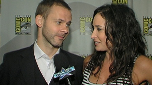 [Comic-Con 2009: Dominic Monaghan Talks 'Flash Forward' and 'Lost]