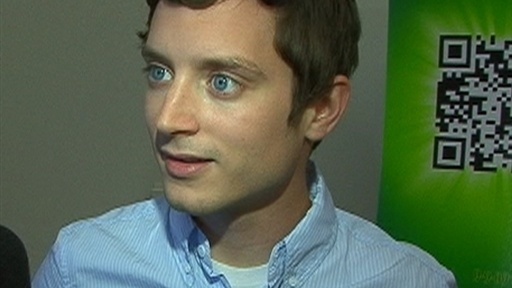 Comic-Con 2009: Elijah Wood Talks &#39;9&#39; &amp; &#39;Hobbit&#39; News Video