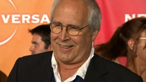 [Chevy Chase Talks 'Community']