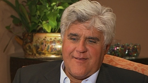 Jay Leno Reveals Details About New Show Video