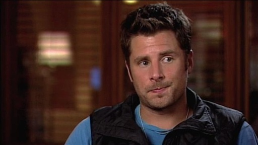 James Roday: Gifts from Fans Video