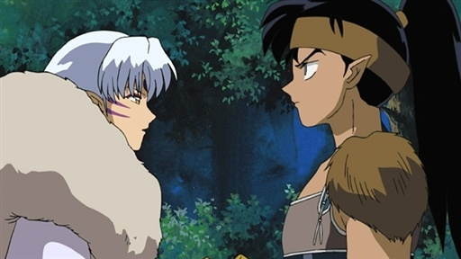 Koga and Sesshomaru: A Dangerous Encounter Video