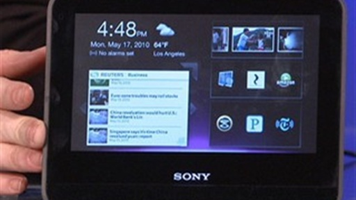 [Sony Dash Personal Internet Viewer Review]