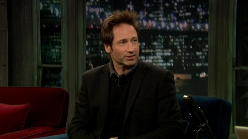 David Duchovny Video