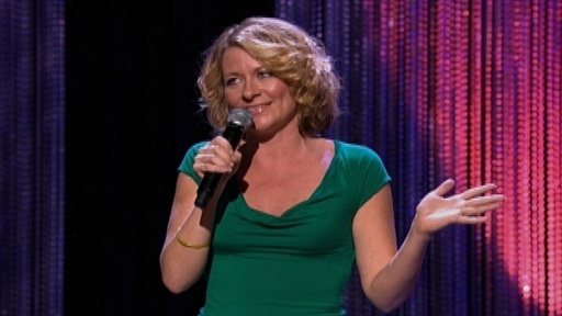Comedians of Chelsea Lately: Sarah Colonna view on break.com tube online.