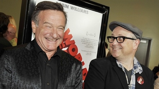 [Robin Williams' Laugh Riot At The 'World's Greatest Dad' Premier]